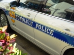 17/05/2013 - Honolulu, Hawaii, USA : Hawaii police d'état