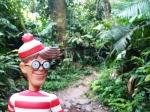 19/01/2013 – Huay Xai, Laos : Charlie prêt pour la Gibbon Experience