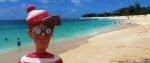 20/05/2013 – Oahu, Hawaii, USA : Charlie fait bronzette