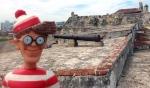 01/06/2013 – Colombie, Carthagène : Charlie monte la garde au Castillo de San Felipe de Barajas