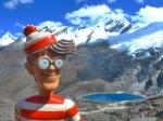 13/08/2013 – Pérou, Huaraz : Charlie fait le trek de Santa Cruz. Sans transpirer, comme d'hab'.