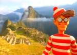 22/08/2013 – Pérou, Mach Picchu : Charlie pouvait il éviter de prendre LA photo ?
