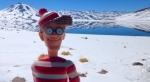 03/09/2013 – Chili, Atacama : Charlie est nostalgique, il se croit en Antarctique