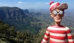 1/12/2013 – Éthiopie, Montagnes du Simien : Charlie de nouveau bluffé par Mère Nature ...