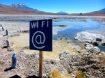 14/09/2013 - Bolivie, Salt Flats : les Boliviens ont le sens de l'humour