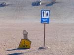 14/09/2013 - Bolivie, Salt Flats : les Boliviens ont le sens de l'humour, acte 2