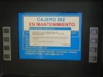 31/03/2012 - La Havane, Cuba : souvenirs d'une ancienne vie... et illustration parfaite du pourquoi je ne veux pas utiliser ma carte dans un ATM à Cuba !