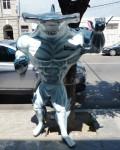 31/10/2012 - Valparaiso, Chili : une poissonnerie gay-friendly ?