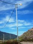 27/11/2012 - El Chalten, Argentine : L'énergie est notre avenir, économisons la ...