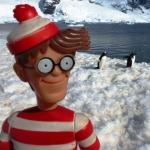 09/12/2012 – Antarctique : Charlie chez les pingouins !