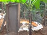 06/02/2013 - Huay Xai, Laos : Les toilettes à la Laotienne ? Na-ture