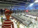 09/02/2013 – Bangkok, Thaïlande : Charlie rentre à la maison !