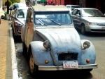 3/10/2013 - Paraguay, Asuncion : La 2CV s'exporte encore !