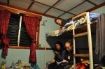 Dans la chambre à Boquete