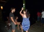 Pole Dance lesson by Chloé
