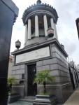 Dans le célèbre cimetière de la Recoleta