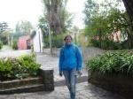 Maria, dont c'était le dernier jour après plus de 4 mois de voyage en AmSud