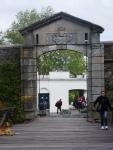 Ancienne porte d'entrée de Colonia