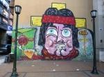 Graffiti dans BA