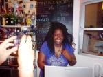 Jameka, mode DJ - barmaid - ambianceuse