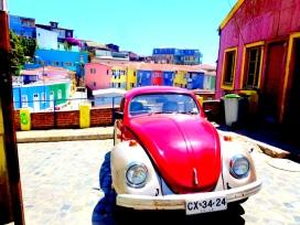 19 - Best of - Chili, Valparaiso