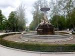 Le bucolique parc du Retiro