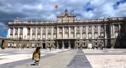Cour intérieure du Palacio
