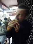 Un bon ptit sandwich aux calamars dans le quartier de la Latina