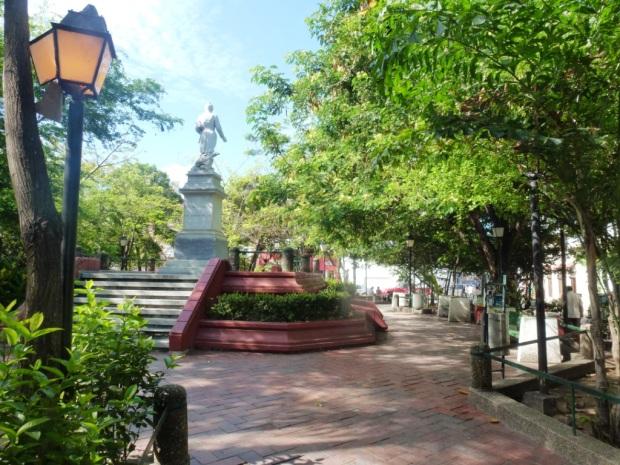 Parque Fernandez de Madrid