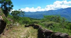 Sur la route de Barichara