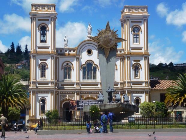 Cathédrale de Sogamoso