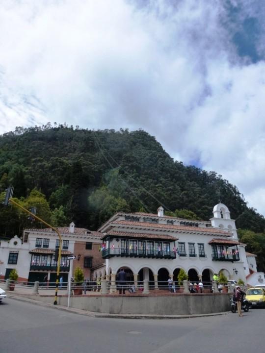 Téléphérique du Cerro de Monserratte