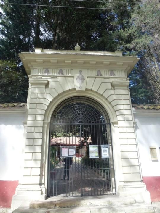 La Quinta de Bolivar, maison donnée en cadeau au libérateur de l'Amérique du Sud