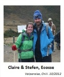 Claire Buttler & Stefen McKeon