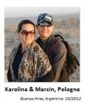 Karoline Gwinner & Marcin Duda