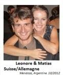 Leonore Ja & Mathias Lang