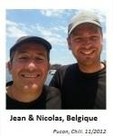 Nicolas Brandt & Jean Malmedy