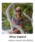 Olivia Clutterbuck