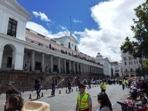 Palacio del Govierno