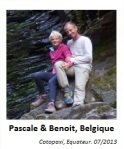 Pascale & Benoit