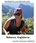 Rebecca Jackson - Blog