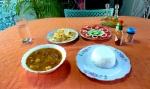 Food - Cuba - Cienfuegos