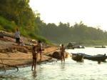 Kids - Laos - Mekong
