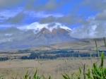 Mountains - Equateur - Cotopaxi