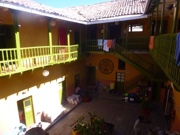Le Dragon Fly de Cuzco : so sweet !