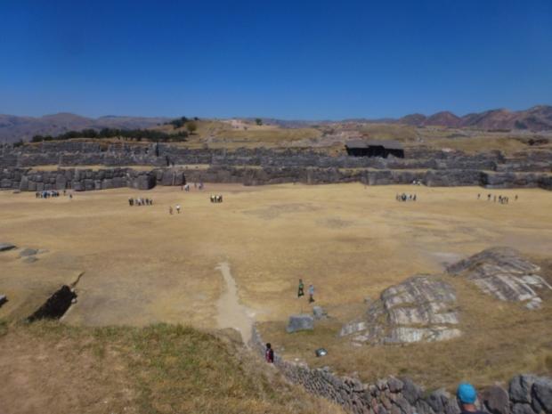 Ruines de Sacsayhuamàn