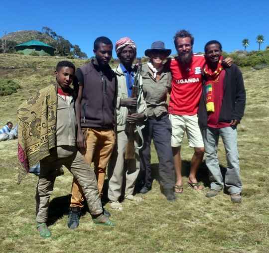 People - Ethiopie - Simien Mountains (1)