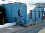 Street Art - Chili - Valparaiso