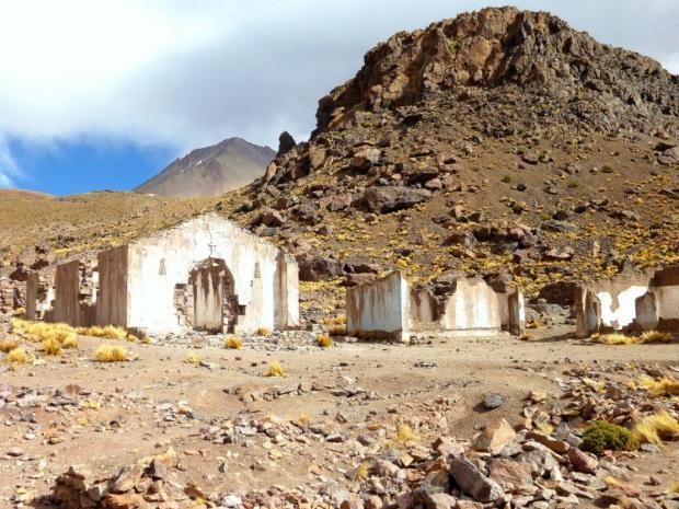Village abandonné de San Antonio de Lipez