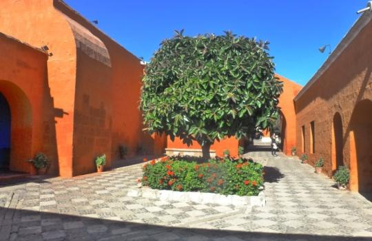 Monastère San Catalina